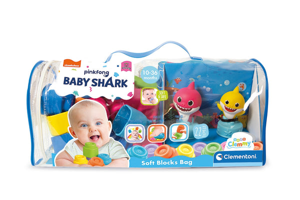 Clementoni Baby Shark Clemmy Bag