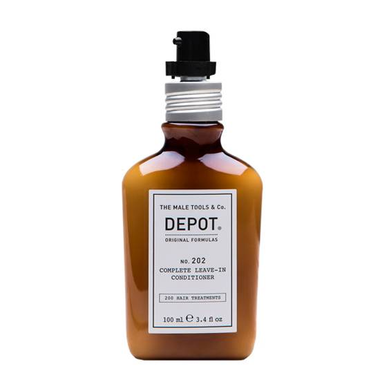 Leave In Conditioner 100ml Hair Beard Depot N202