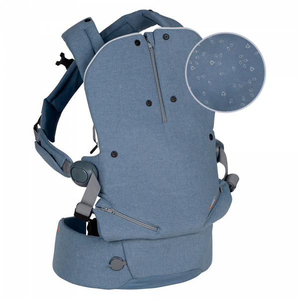 BeSafe Baby Carrier Haven Cloud Premium