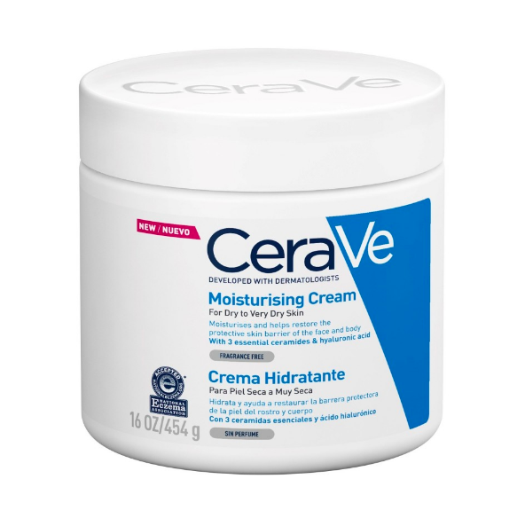 Core CeraVe Moisturizing Cream Moisturizing Daily 454g