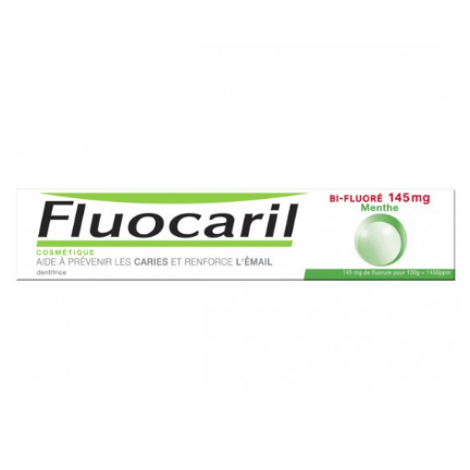 Fluocaril Folder Teeth Menthol 75ml