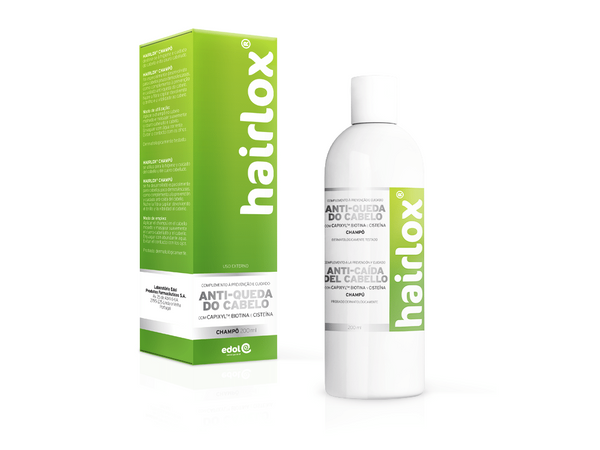 Hairlox Shampoo 200ml