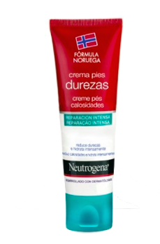 Neutrogena Foot Cream Reducer Callus c / Discount 50% 2nd Unit