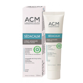 Soothing Cream 120ml Sedacalm