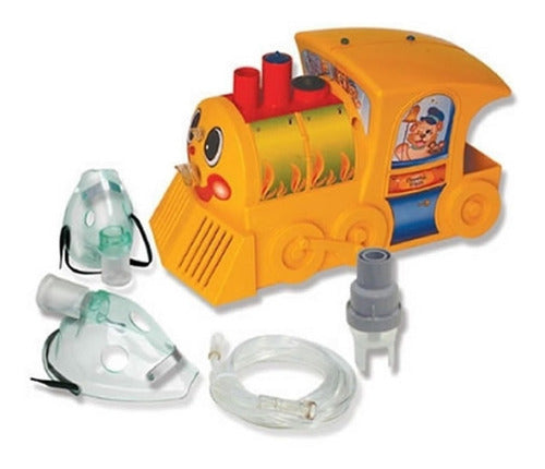 Chu Chu Train Nebulizer Compressor