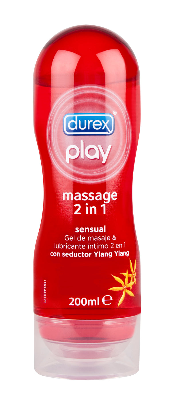 Durex Play 2in1 Massage Gel 200ml Sensual