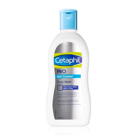 Cetaphil PRO Itch Control Body liquid soap 295ml