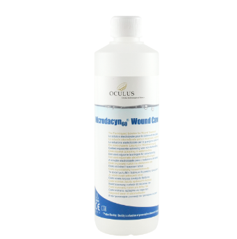 Microdacyn 60 Wound Care Solution 500ml