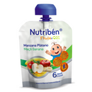 Nutriben Fruit Go Pure apple Banana 90g