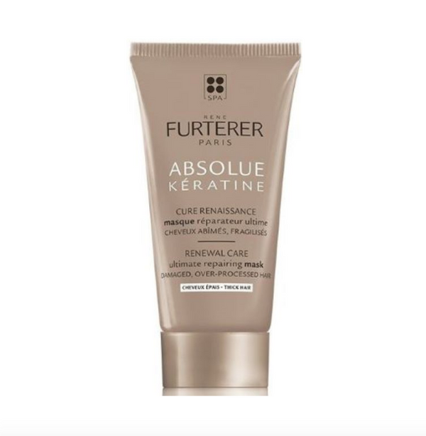 Rene Furterer Absolue kératine Mask Hair Thick 100ml