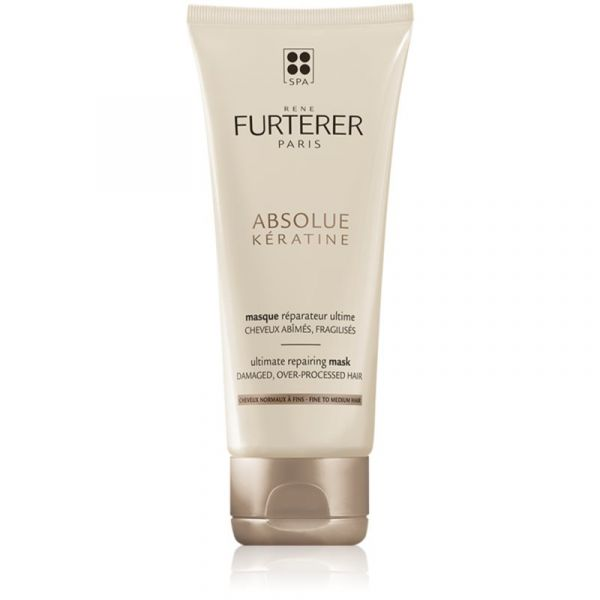 Rene Furterer Absolue kératine Normal Hair Mask the 100ml Finos