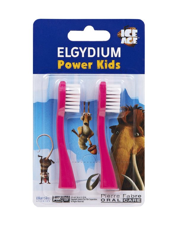 Elgydium Kids Refill Brush dentifrice Power Kids