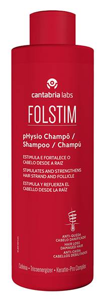 Shampoo 400ml Folstim Physio