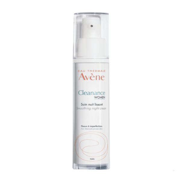 Avene Cleanance Women Care Night 30ml Gentle