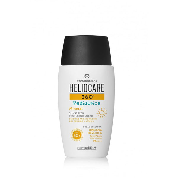Heliocare 360 Pediatrics Mineral Atopic Sensitive Skin SPF 50+ 50ml