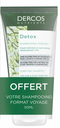 Dercos Nutrients Detox Shampoo Purifying 50ml Reisestørrelse