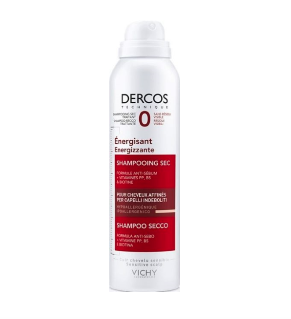 Stimulating Dercos shampoo 150ml Dry