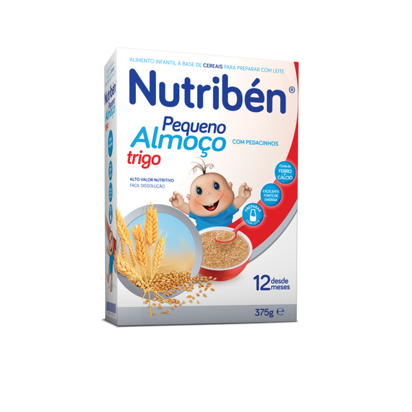 Nutriben Breakfast Wheat 375g