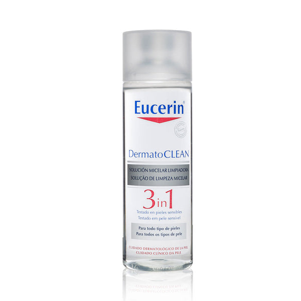 Eucerin Dermatoclean micellar solution 100ml