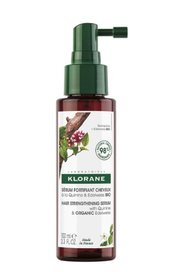 Klorane Hair Serum quinine / Edelweiss Bio 100ml