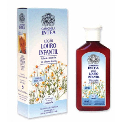 Intea Chamomile Lotion 100ml Children's Natural Blonde