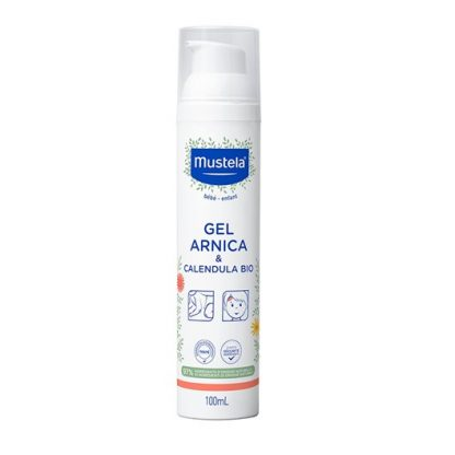 Mustela Gel Arnica and Calendula Bio 100ml