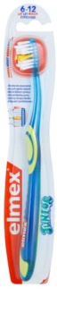 Elmex Junior Brush Teeth Smooth 6-12Anos