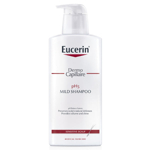 Eucerin pH 5 Soft Shampoo 400ml DermoCapillaire