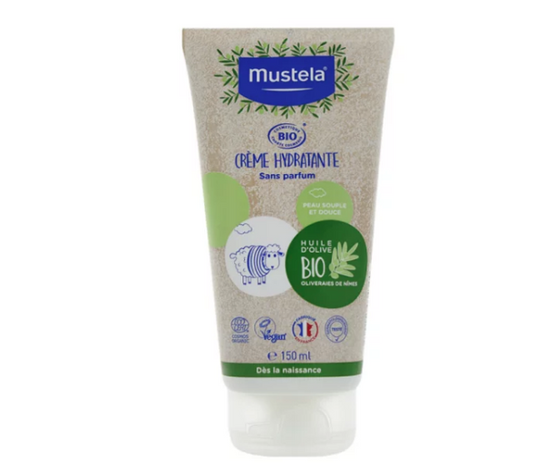 Mustela Bio Moisturizing Cream Without Perfume 150ml