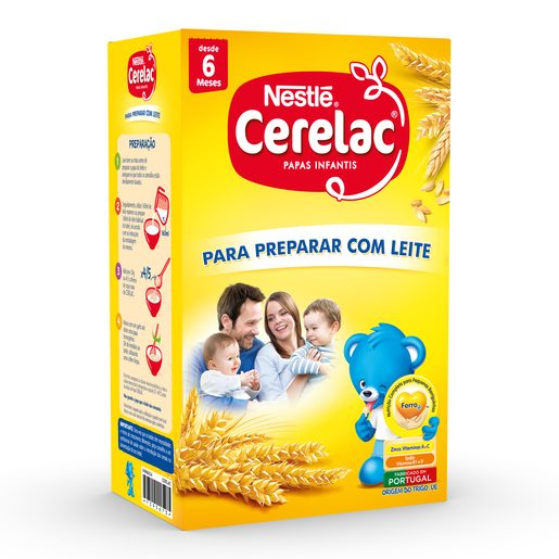 Cerelac Pope Not Milky 700G