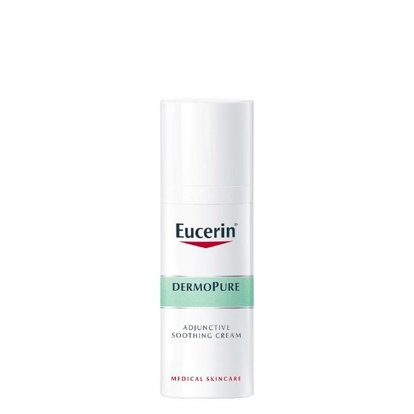 Eucerin DermoPure Moisturizer 50ml in a Supporting Role