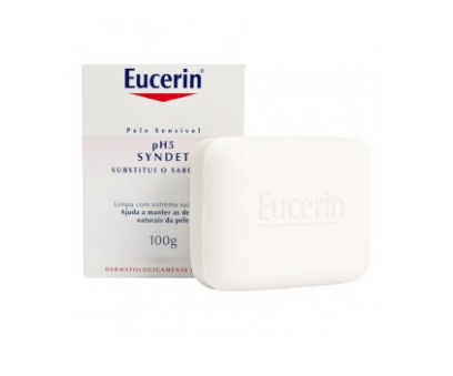 Eucerin Sensitive Skin Soap 100g Syndet