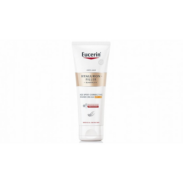Eucerin Hyaluron Filler Hand Cream 75ml Anti stains