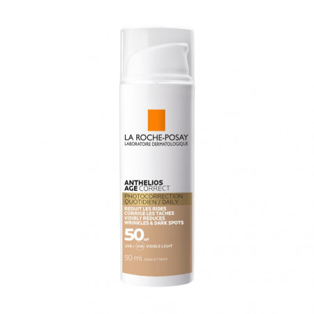 La Roche-Posay Anthelios Age Correct with Color SPF50 50ml
