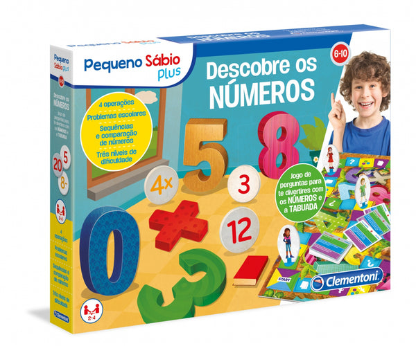 Clementoni 67523 Arithmetic Fun