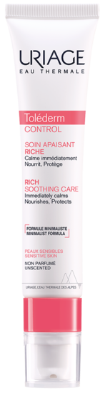 Uriage Tolederm Control Care Rico soothing 40ml