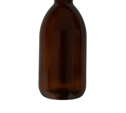 Glass bottle 250G