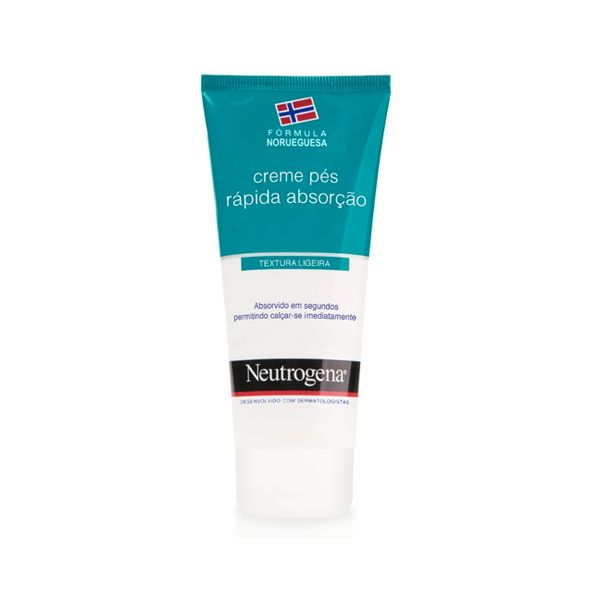 Neutrogena Foot Cream 100ml Quick Absorption