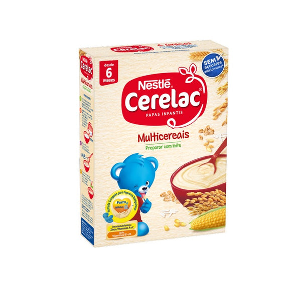 Cerelac Multicereais 250g