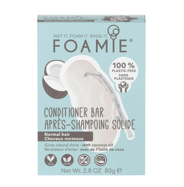 Foamie Conditioner Solid Oil Coco 80G
