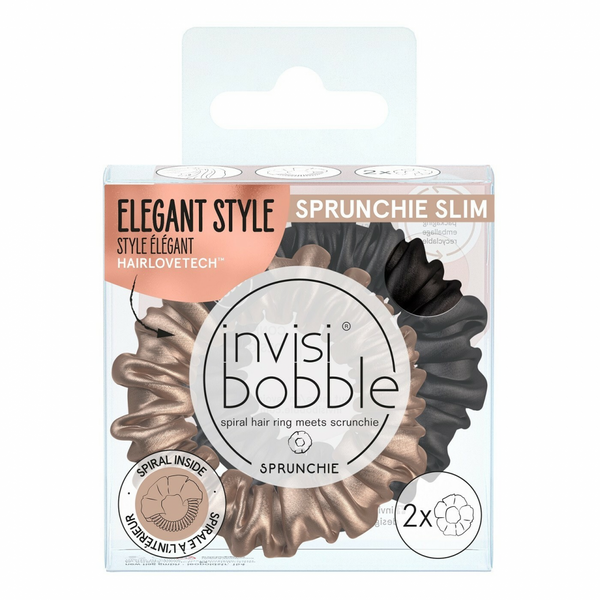 Invisibobble Elastic Hair Sprunchie True Golden