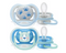 Пассипаҳои Philips Avent Ult Air Deco 6-18m Boy X2