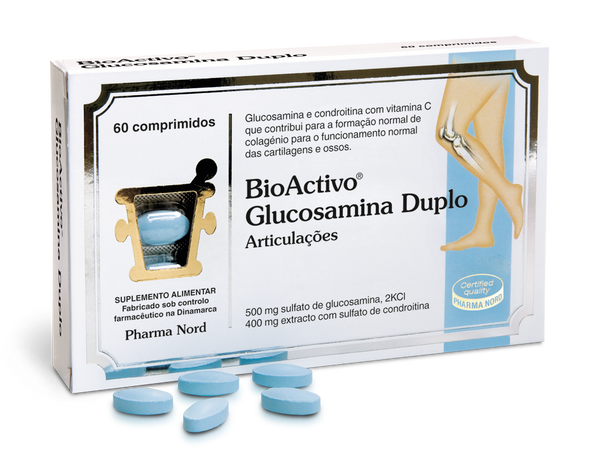 Bioactive Glucosamine Tablets Double x60