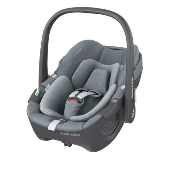 Maxi Cosi car seat 360 Pebble Essential Gray