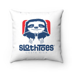 Sloth Toes Pillow with Insert