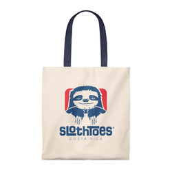 Sloth Toes Tote Bag