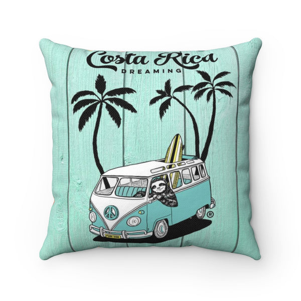 Costa Rica Dreaming Pillow with Insert