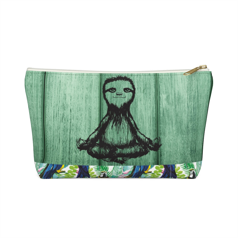 Macaw Namaste Cosmetic bag