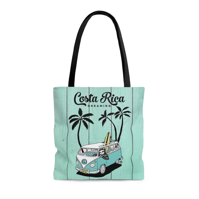 Costa Rica Dreaming Tote Bag