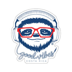 Good Vibes Die-Cut Sticker